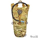 點一下即可放大預覽 -- 多地形迷彩~TRU-SPEC 整合式水袋背包(附 2.5 公升內胆,肩帶胸帶可調整)
