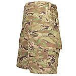 點一下即可放大預覽 -- 特價!XL 多地形虎斑特戰版~TRU-SPEC Classic BDU 短褲,戰術褲(10吋,涼爽、透氣性佳)