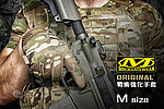 點一下即可放大預覽 -- M號 多地型迷彩~Mechanix MultiCam Original 戰術強化手套(正品)