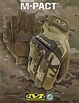 點一下即可放大預覽 -- M號 多地型迷彩~Mechanix MultiCam M-Pact 戰術強化手套(正品)