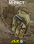 點一下即可放大預覽 -- L號 多地型迷彩~Mechanix MultiCam M-Pact 戰術強化手套(正品)
