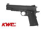 點一下即可放大預覽 -- 新版~KWC M1911 A-1 全金屬 .45 CO2 直壓槍(KCB77),手槍