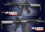 點一下即可放大預覽 -- 怪怪 G&G GR15 Raider 電動槍,電槍(槍機可動)