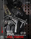 點一下即可放大預覽 -- VFC HK MP5K PDW GBBR 瓦斯氣動槍,瓦斯槍
