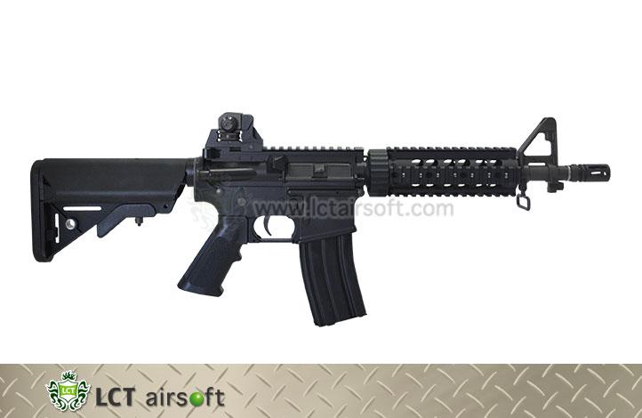 利成 LCT LR4-CQB AEG 全金屬電動槍,電槍
