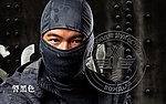 點一下即可放大預覽 -- 警黑色~蟒蛇迷彩 面罩 忍者頭套 防護 重機 全套 頭罩