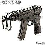 點一下即可放大預覽 -- KSC/KWA Vz61(HW) GBB 蠍式衝鋒槍,Vz-61 瓦斯槍