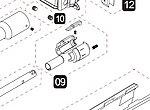 點一下即可放大預覽 -- VFC MP5A2 HOP UP 組,含HOP皮 (VF9-HOP-MP5G-ZN01)