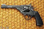 �¦��¤ƪ�~WG Webley Mark VI �^��P�� ���������CO2��j(6mm)