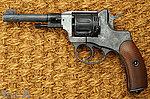 點一下即可放大預覽 -- 舊化版~WG NAGANT 納甘 M1895 CO2 轉輪手槍