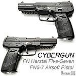 �I�@�U�Y�i��j�w�� -- �饻��˶i�f Marushin FN5-7 CO2 ��j (Cybergun)