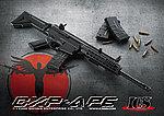 點一下即可放大預覽 -- 一芝軒 ICS CXP-APE R 步槍長管版 電動槍,電槍(ICS-231)
