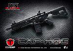 點一下即可放大預覽 -- 一芝軒 ICS CXP-HOG戰術標準版電動槍,電槍(ICS-270)(前出線)