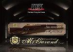 點一下即可放大預覽 -- 8mm 黃金現量版~一芝軒 ICS M1 葛蘭特電動槍,電槍(ICS-201L)