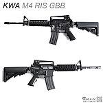 2015�~ �s�� KSC / KWA M4 RIS GBB �˴���ʺj�A�˴��j(��u�i�ʺj��~����y�O)