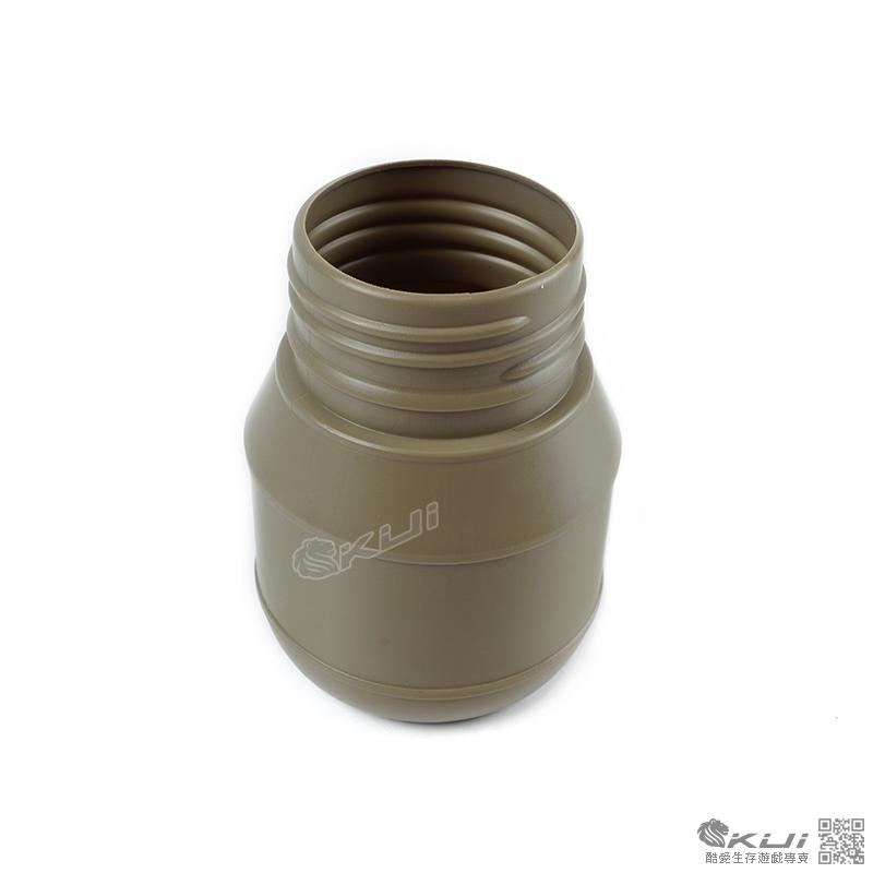 台製 專利 遊戲用 沙色~C47 瓦斯式音爆手榴彈(附20個外殼)