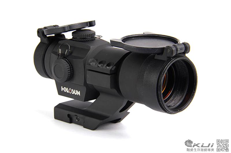 真品 保固5年~HOLOSUN HS406A M2 內紅點瞄具