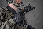 點一下即可放大預覽 -- L號 黑色~Mechanix Original 0.5mm Covert 戰術強化手套(正品)