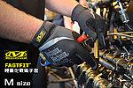 點一下即可放大預覽 -- M號 黑色~Mechanix FastFit 戰術強化手套(正品)