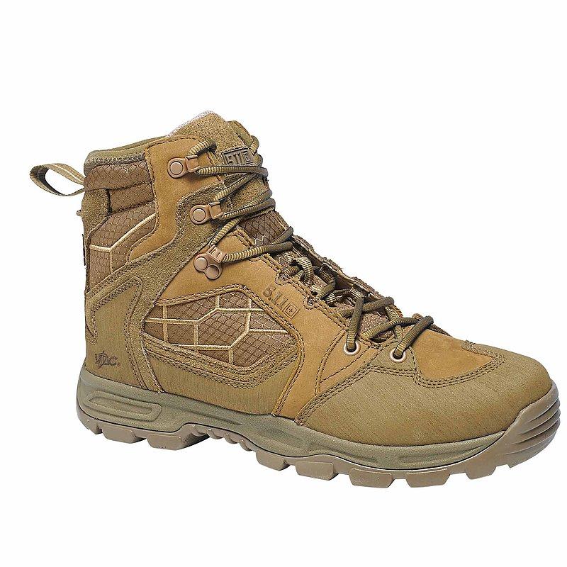 8號 沙色 5.11 XPRTR 2.0 TACTICAL DESERT 戰術靴
