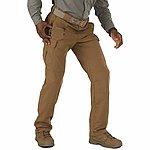 限量優惠!5.11 STRYKE™ 打擊者戰術褲【狼棕色 34吋】勤務,休閒,登山,作戰都適合