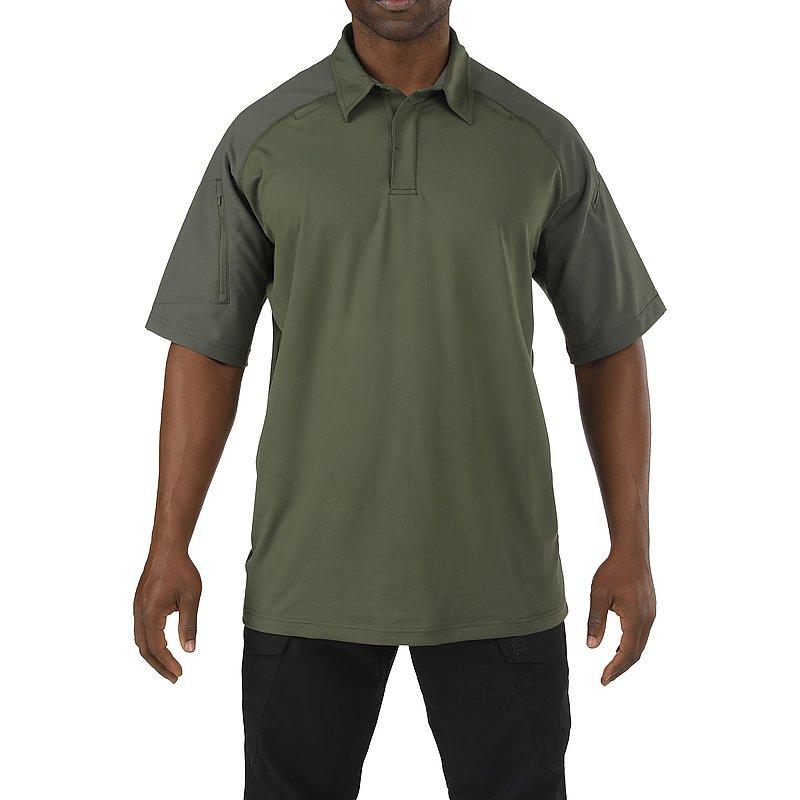 特價!5.11 XL號 TDU 綠 舒適機能 POLO衫