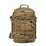 點一下即可放大預覽 -- 多地型迷彩 5.11 原裝進口/正品 RUSH 12 高性能 多用途 攻擊 勤務背包