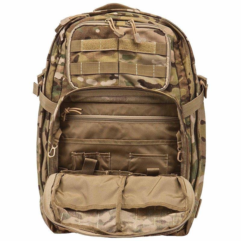 多地迷彩 5.11 RUSH24 高性能多用途攻擊勤務背包