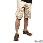 點一下即可放大預覽 -- 限量優惠!M號~卡其色 戰術短褲,休閒褲(涼爽、透氣性佳)