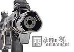 點一下即可放大預覽 -- 正品 PTS Griffin Armament QD Blast Shield 葛利芬快拆式防爆盾防火帽