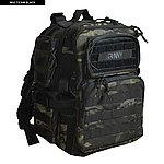 點一下即可放大預覽 -- 買包送刀~TRU-SPEC GUNNY MULTICAM BLACK【多地形迷彩-暗夜版】緊致勤務旅行包,背包