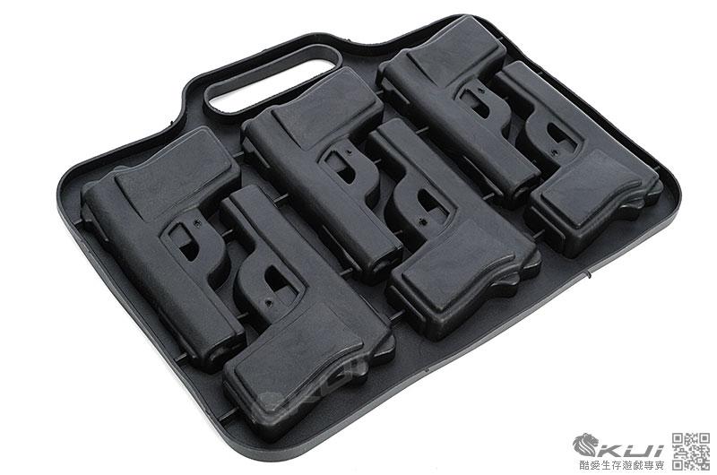 超FUN!!冰涼酷爽 手槍冰塊製冰盒