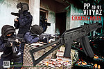 點一下即可放大預覽 -- 利成 LCT LCT PP-19-01 VITYAZ 全鋼製電動槍,俄羅斯衝鋒槍,電槍