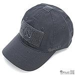 點一下即可放大預覽 -- 碳黑色 TRU-SPEC 亞洲版素色傭兵小帽,棒球小帽,棒球帽