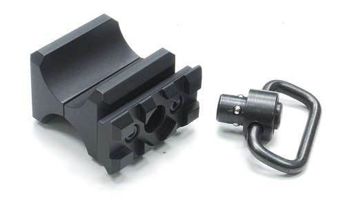 APS CAM870 散彈槍專用 戰術背帶環軌道座