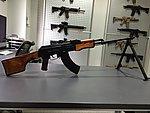 點一下即可放大預覽 -- GHK RPK 輕機槍 GBB 全金屬瓦斯長槍,瓦斯槍