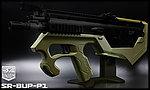 限量優惠!軍綠色 SRU SCAR SR-BUP-P1 瓦斯槍 套件(通用WE SCAR GBB)