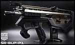 限量優惠!黑色 SRU SCAR-L(沙色) SR-BUP-P1 GBB 瓦斯槍,衝鋒槍
