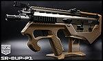 限量優惠!沙色 SRU SCAR-L(沙色) SR-BUP-P1 GBB 瓦斯槍,衝鋒槍