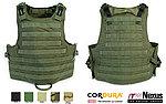點一下即可放大預覽 -- XL號 OD綠~警星 軍警戰術裝備 M.O.D. II  戰術模組背心,抗彈背心