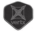 特價!灰黑色~VERTX 威特斯 魔術貼布章,臂章,識別章,任務章,勳章