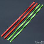 點一下即可放大預覽 -- APS 1.5mm 高品質光纖替代條 (2紅+2黃 一組)