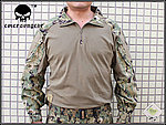 點一下即可放大預覽 -- AOR2 數位叢林 XL號~EMERSON 愛默生 青蛙裝,G3 戰術T恤,戰鬥服,上衣(海豹最愛)