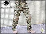點一下即可放大預覽 -- AOR2 數位叢林 32腰~EMERSON 愛默生 G3 戰鬥褲,迷彩褲,長褲,休閒褲,戶外褲,登山褲,作戰褲(含護膝)