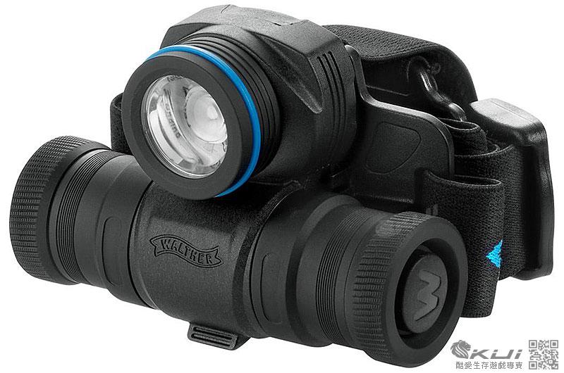 特價!限量優惠~限時搶購~華瑟 WALTHER HL11 LED 防塵 防水 頭燈,車頭燈