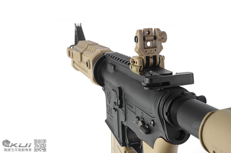 沙色 10.5吋~CAA Tactical M4 Carbine 運動版電動槍,電槍