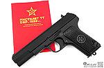 點一下即可放大預覽 -- 特價!雙彈匣 SRC SR33 TT33 黑星托卡列夫瓦斯槍(GB-0711),手槍