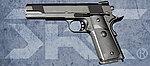 點一下即可放大預覽 -- 雙彈匣 SRC SR-1911 MEU 全金屬瓦斯退膛瓦斯槍(GB-0732),手槍