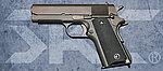 點一下即可放大預覽 -- 特價!雙彈匣 SRC SR-1911 S 瓦斯槍(GB-0737),手槍