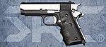 點一下即可放大預覽 -- 雙彈匣 SRC SR-1911 COMMANDO 瓦斯槍(GB-0738),手槍